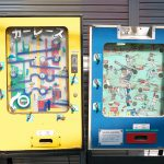 荒川区荒川3丁目で懐かしいゲームを発見!1プレイ10円なので皆さんもぜひ遊んでみてください #地域ブログ #荒川区のはなし #荒川区