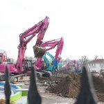 あらかわ遊園の観覧車が消えた日 #地域ブログ #荒川区のはなし #荒川区