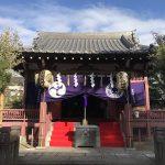 令和2年(2020年)の初詣は町屋駅近くにある原稲荷神社へ