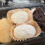 令和2年(2020年)2月2日(日)に町屋一丁目東町会防災広場で開催された餅つき大会で配布されたお餅が予想以上のものだった #地域ブログ #荒川区のはなし #荒川区