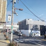 日暮里、谷根千への玄関口となる日暮里駅西口駅舎が完成に近づいています #地域ブログ #荒川区のはなし #荒川区