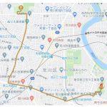 東京都荒川区内で実施される東京2020オリンピックの聖火リレーの日程やコースを写真付きで紹介 #地域ブログ #荒川区のはなし #荒川区