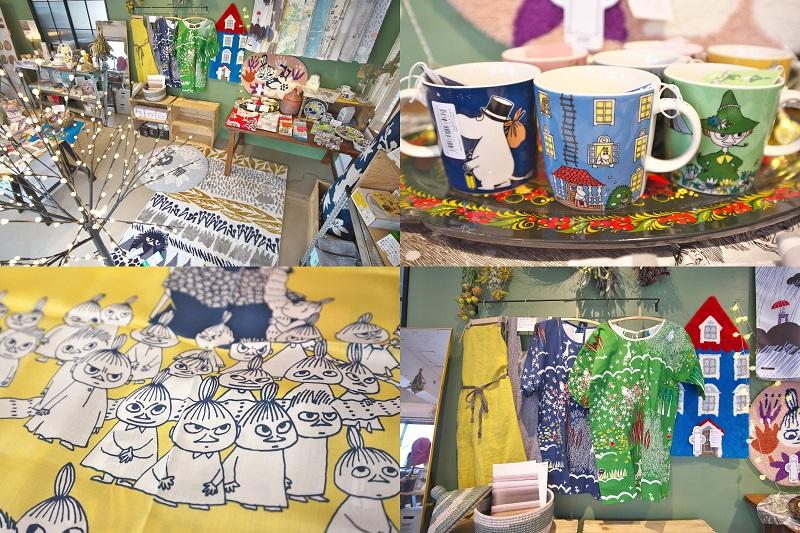 東京都荒川区にムーミン谷が登場!ARAKAWA ii VILLAGE(アラカワイイビレッジ)のムーミンコーナーにはおしゃれでかわいいムーミングッズが揃っています
