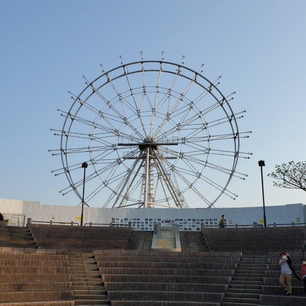 あらかわ遊園の観覧車は直径40m!その全貌が明らかになりつつあります