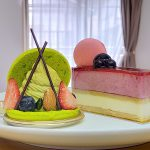 東京都荒川区東尾久にあるパティスリー ウールーグーの美しく、そして美味しいケーキは最高にお勧め!