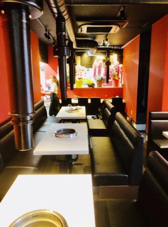 東京都荒川区町屋にあるオモニ特製タレと愛情たっぷり手切りタン塩が人気の「焼肉 かくやき」がリニュールオープン