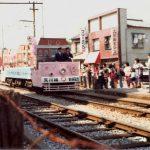 1978年と2011年に運行された都電荒川線の花電車の思い出