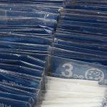 東京都荒川区の鈴木商店に集まったアベノマスク等は212枚!NPO法人を通じて介護施設や児童施設などに寄付されます