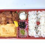 リニューアルオープンしたエキュート日暮里内にある「鶏と玉子 太郎」で購入した「玉子焼き 唐揚げ弁当」が最高に美味しかった