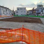 東京都荒川区荒川6丁目の昭和の長屋があった場所は公園に生まれ変わるようです