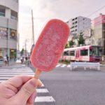夏にぴったり!サンメリー 町屋店で販売されているアイスキャンデーがシンプルで美味しい