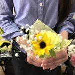 町屋駅前にある花屋さん Enishi Flower(エニシフラワー)のフラワーロスを救おう!自宅やお店に花を飾ってみませんか
