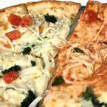 三河島駅の近くにあるピッコロ ファンタジスタで2種類のピッツァをテイクアウト ビアンケッティが特にお勧め!