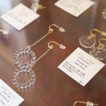 職人さんの手仕事技術を継承するHARIO Lampwork Factoryの素敵なガラスアクセサリーが東京都荒川区のアラカワイイビレッジで展示販売