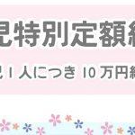 東京都荒川区では新生児1人につき10万円の特別定額給付金が支給されます