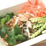 荒川区でベトナムやタイの料理を楽しもう!n.r storeで鶏肉のおこわをテイクアウトしてみた