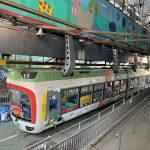 休止後の上野動物園モノレールの車両はどこにあるのか?