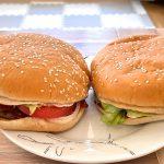 【お得なクーポンあり】バーガーキング 南千住駅前店からワッパーチーズとクアトロチーズワッパーのセットをUber Eatsでデリバリーしてもらった