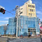 日暮里中央通りと尾竹橋通りの交差点に「セブンイレブン 日暮里中央通り店」がオープンへ