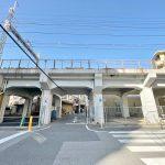 京成線新三河島駅近くのガード下に駐車場及びバイク駐車場が2021年春頃にオープンするようです