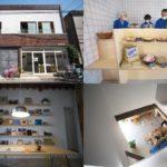 荒川区東尾久にギャラリー、カフェ、シェアハウスが一体となったOGU MAG+がリニューアルオープン アートの発信地と同時に人々の憩いの場に