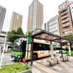 7月18日(日)始発から都営バス 里22系統の日暮里駅前バス停が移転となります