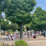 2021年の夏は尾久の原公園のじゃぶじゃぶ池が復活!8月31日(火)まで利用可能