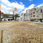 東日暮里1丁目の正庭通り沿いに地上9階建ての共同住宅及び事務所が建設へ