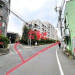 複雑に入り組んだ荒川区、台東区、文京区の3つの区境に行ってみた