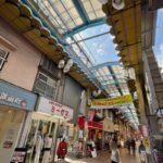 荒川区南千住にある商店街「ジョイフル三の輪」のアーケードが開閉式って知っていましたか?