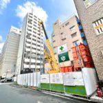 日暮里駅のすぐ近くに地上14階建ての共同住宅が建設へ
